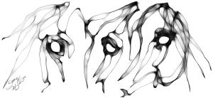 Drawing Faces of Horses